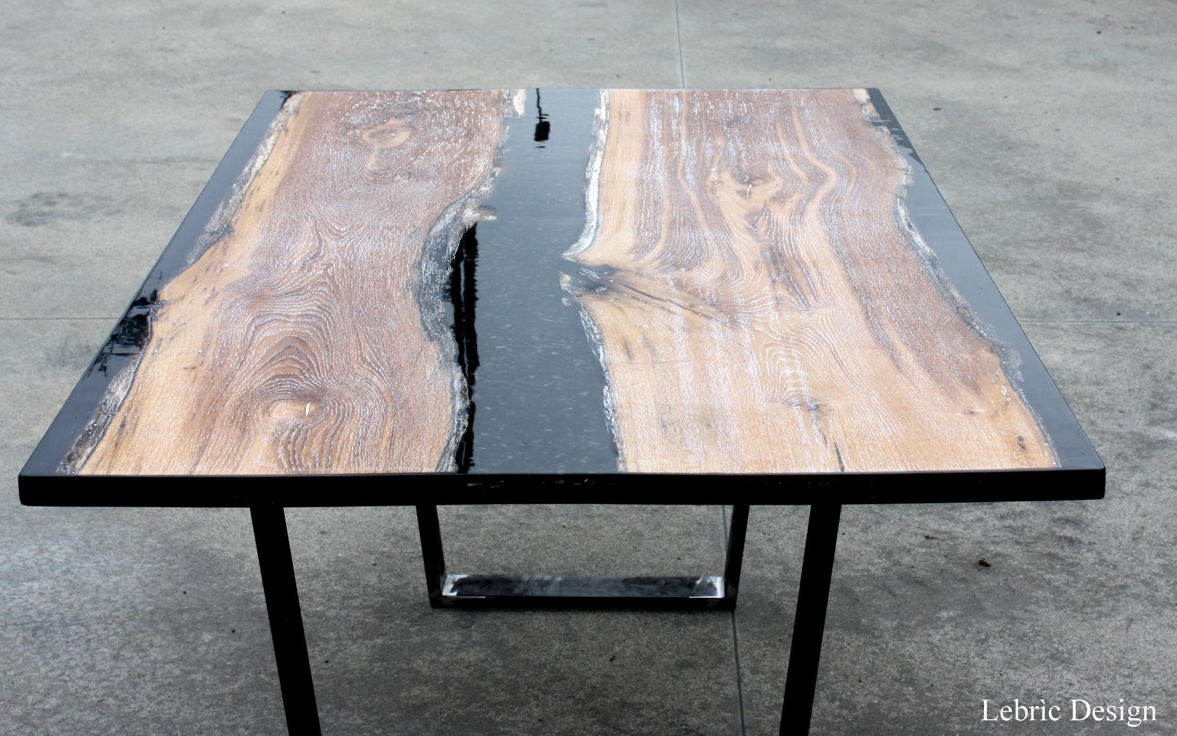 Contemporary Coffee Table Black Antico Trentino Di Lucio Srl