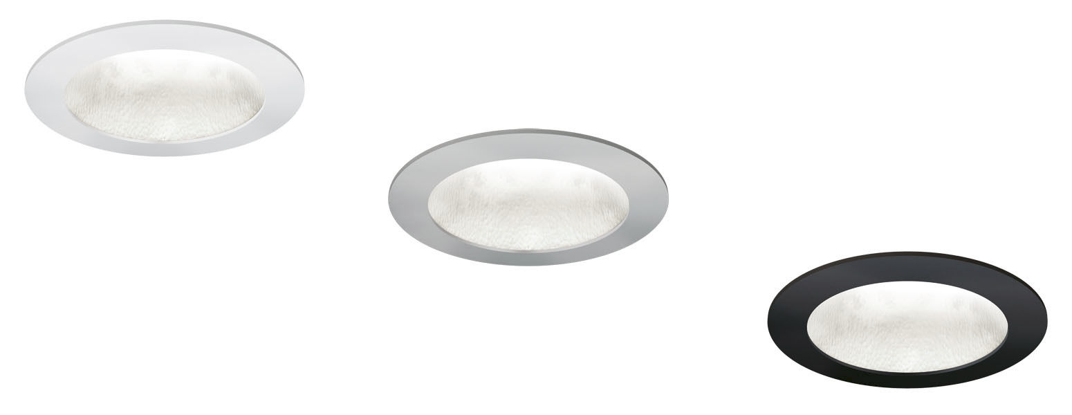 Recessed downlight / LED / round / metal - MAXX : MMD - Ansorg