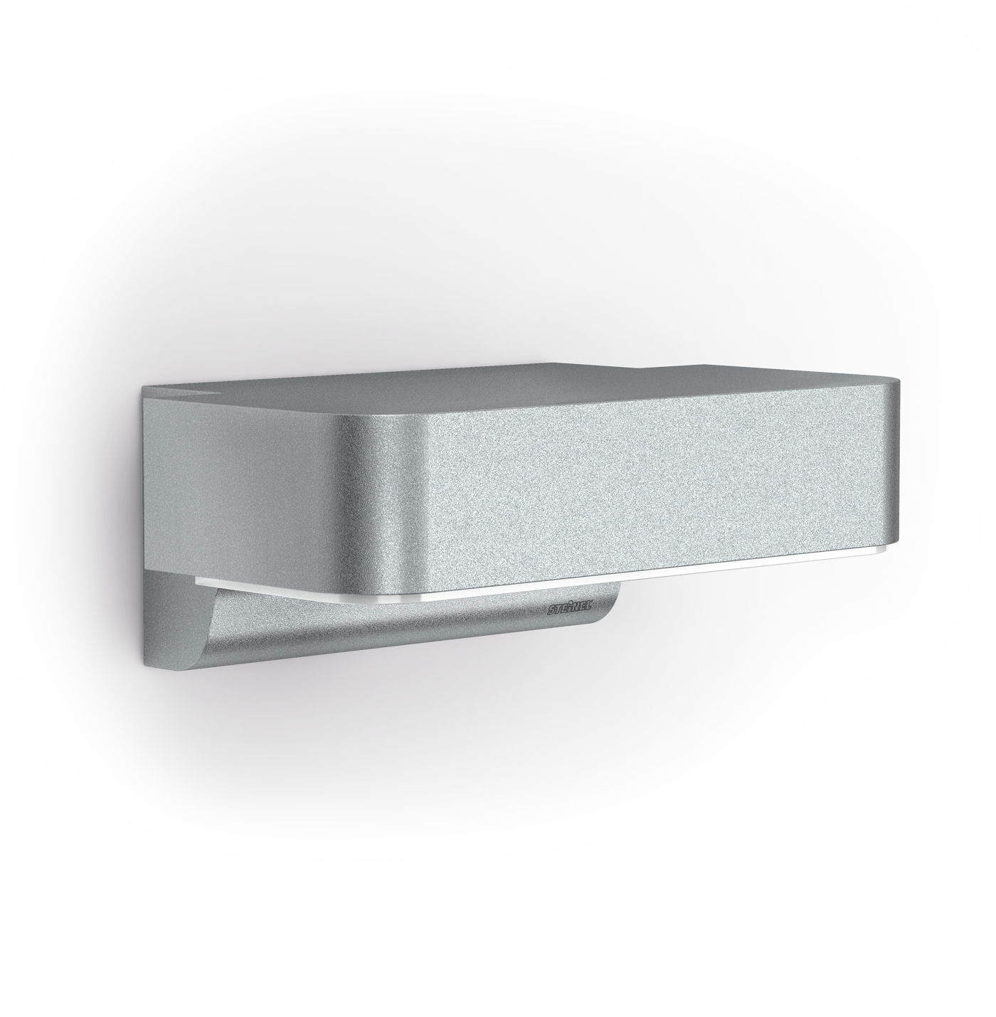 Contemporary Wall Light Outdoor Aluminum Metal L 800 Led Ihf