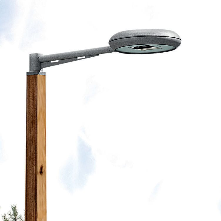 Galvanized Steel Lamp Post Arm Api
