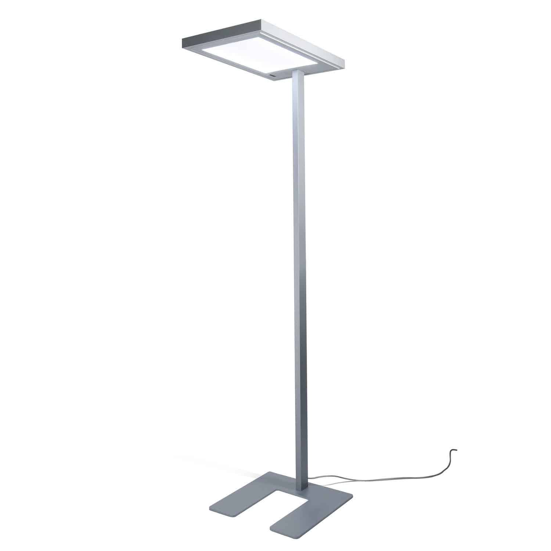 Floor Standing Lamp Butler Planlicht Contemporary Aluminum