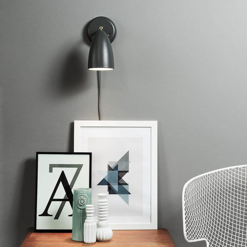Funky Wall Lights >> Nexus 10 Contemporary Wall Light Metal Incandescent Ip20 By Nordlux Archiexpo