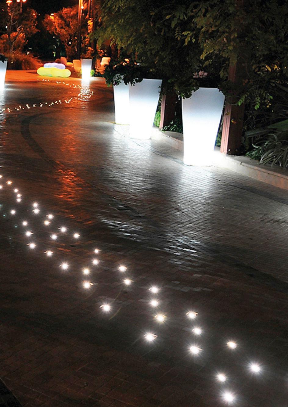 Recessed Spotlight Indoor Led Square Maya Aldabra
