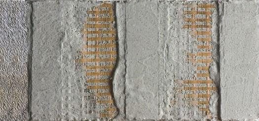 Bridge construction reinforcing fiber / for concrete - X