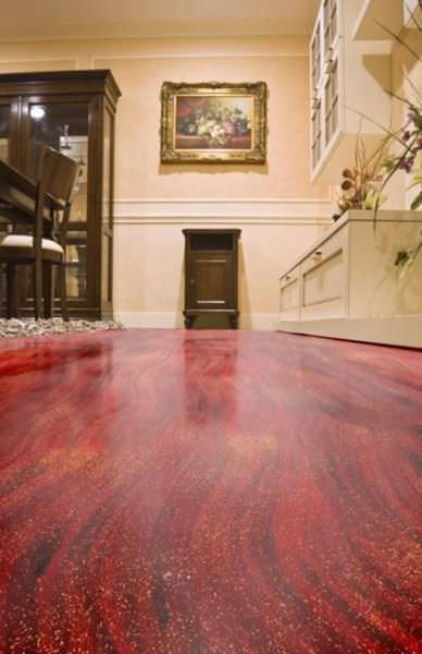 Exhibit flooring solutions