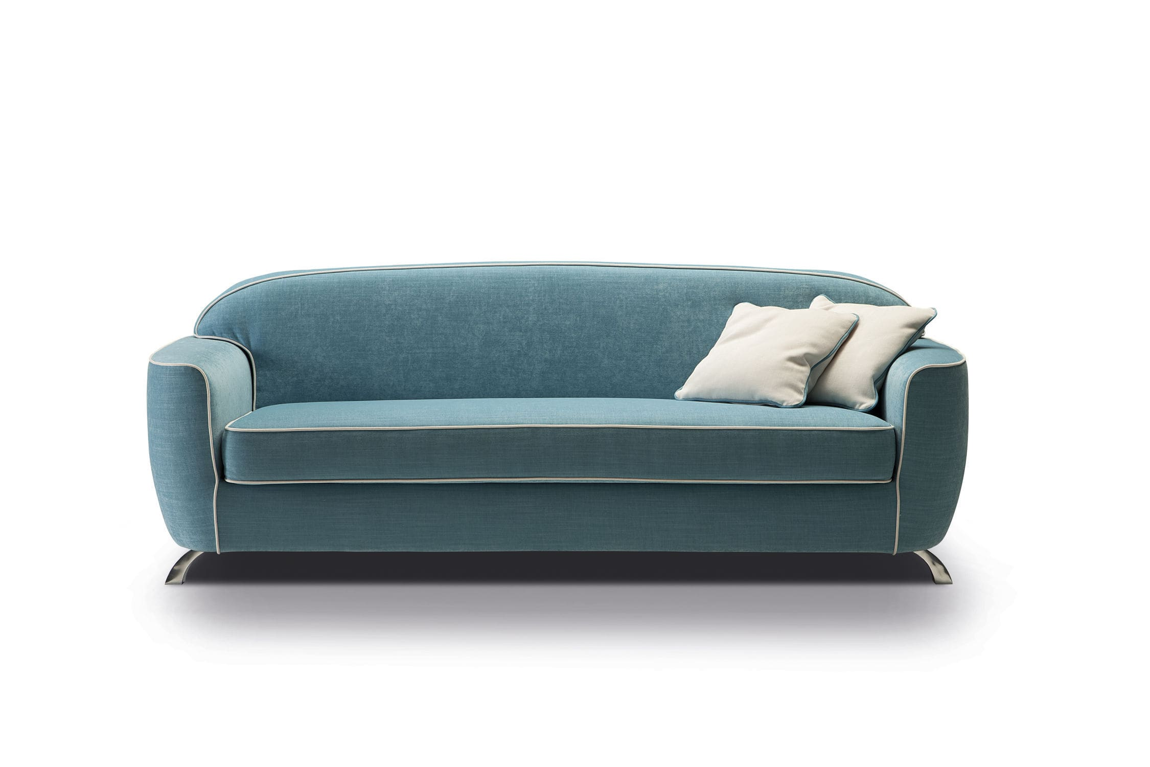 Sofa Bed Contemporary Fabric With Washable Removable Cover