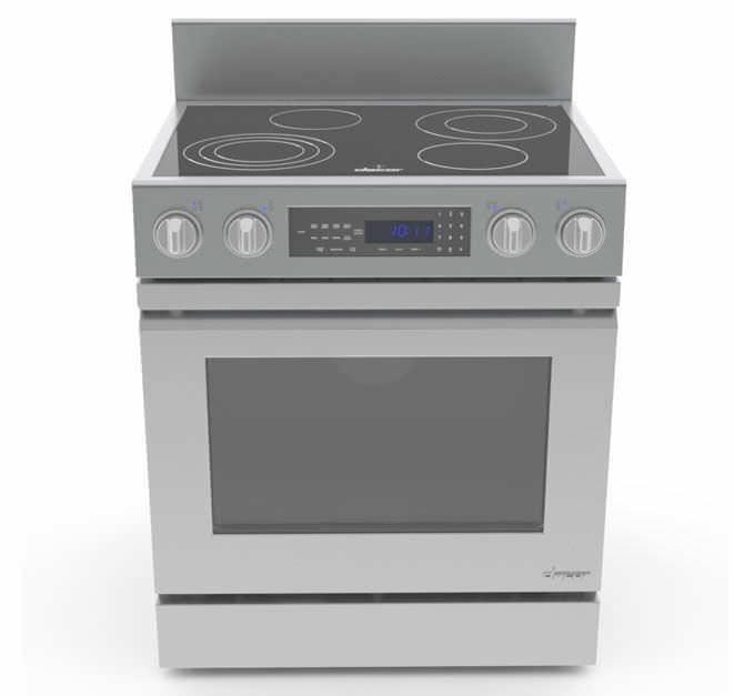 Electric Range Cooker Distinctive