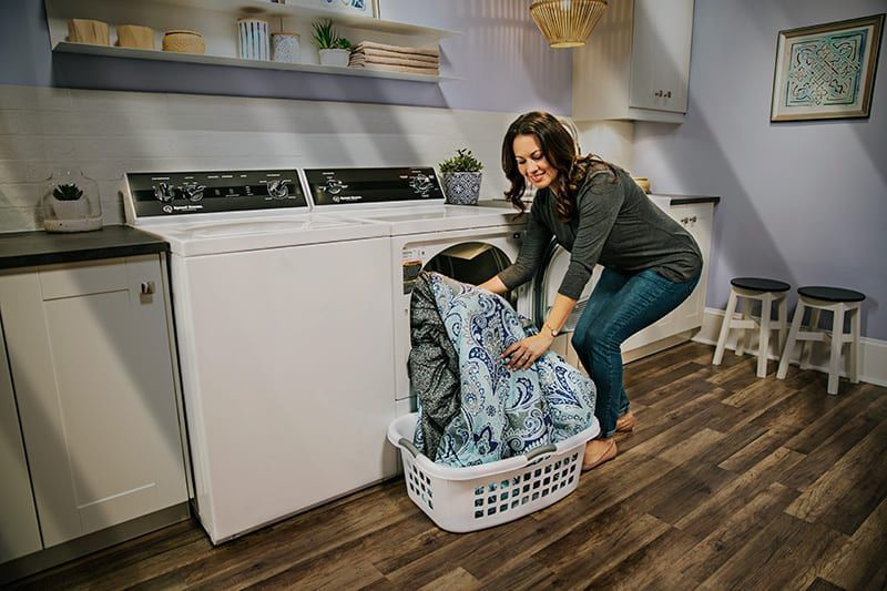 Top Loading Washing Machine Tr3 Speed Queen With Suspension