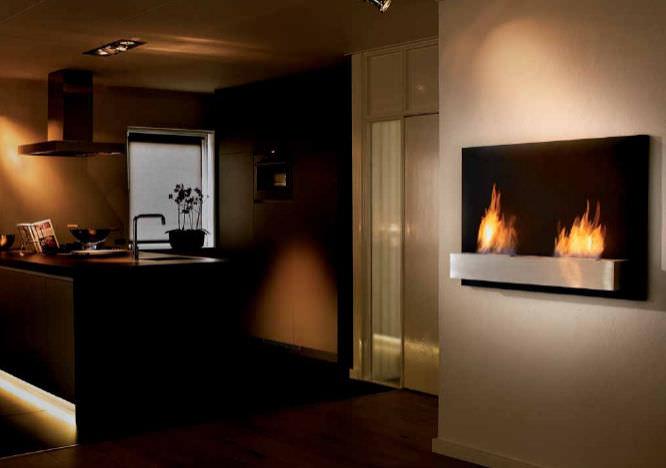 Bioethanol Fireplace Contemporary