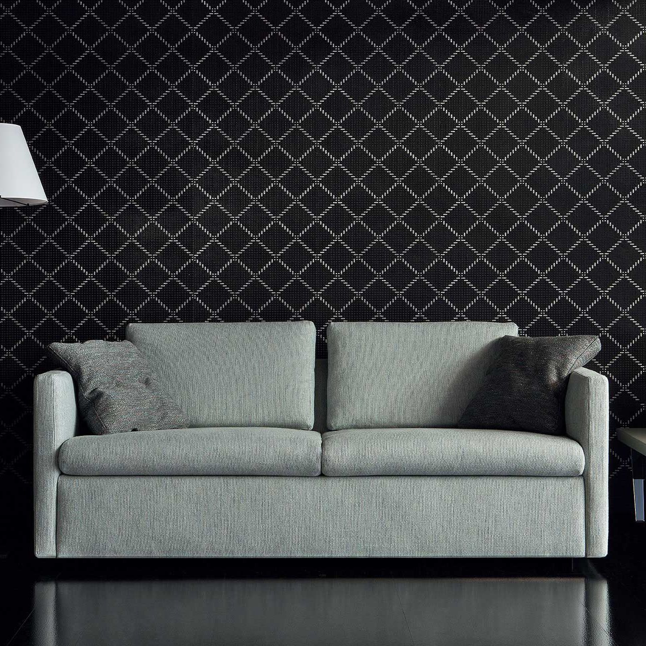 Sofa Bed Contemporary Fabric 2 Person Swing By Studio Res