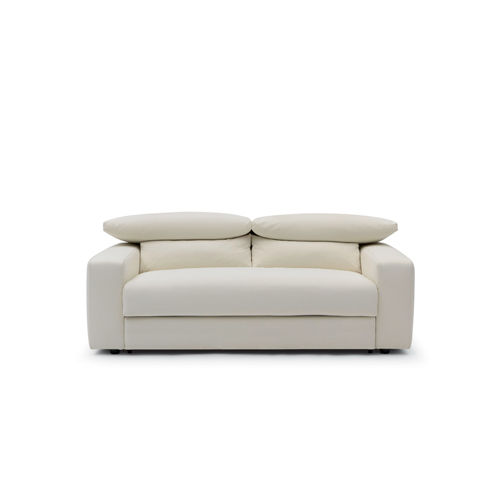 Divano Letto In Pelle 2 Posti.Sofa Bed Contemporary Leather 2 Person Cho Campeggi