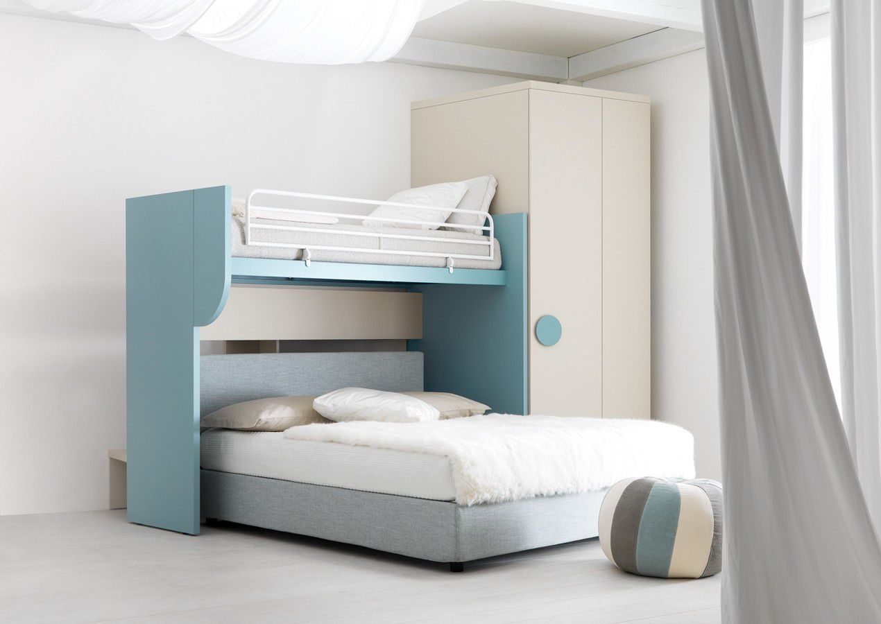 Letto A Castello Doimo.Bunk Bed Double Contemporary Child S 178 Doimo Cityline