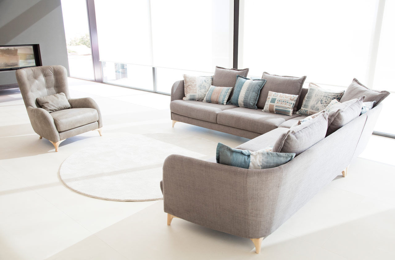 Awesome Modular Sofa Contemporary Fabric Leather Nadine Gmtry Best Dining Table And Chair Ideas Images Gmtryco