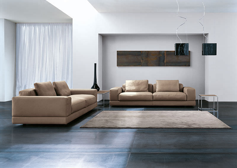 Modular Sofa Corner Contemporary Fabric Joy By