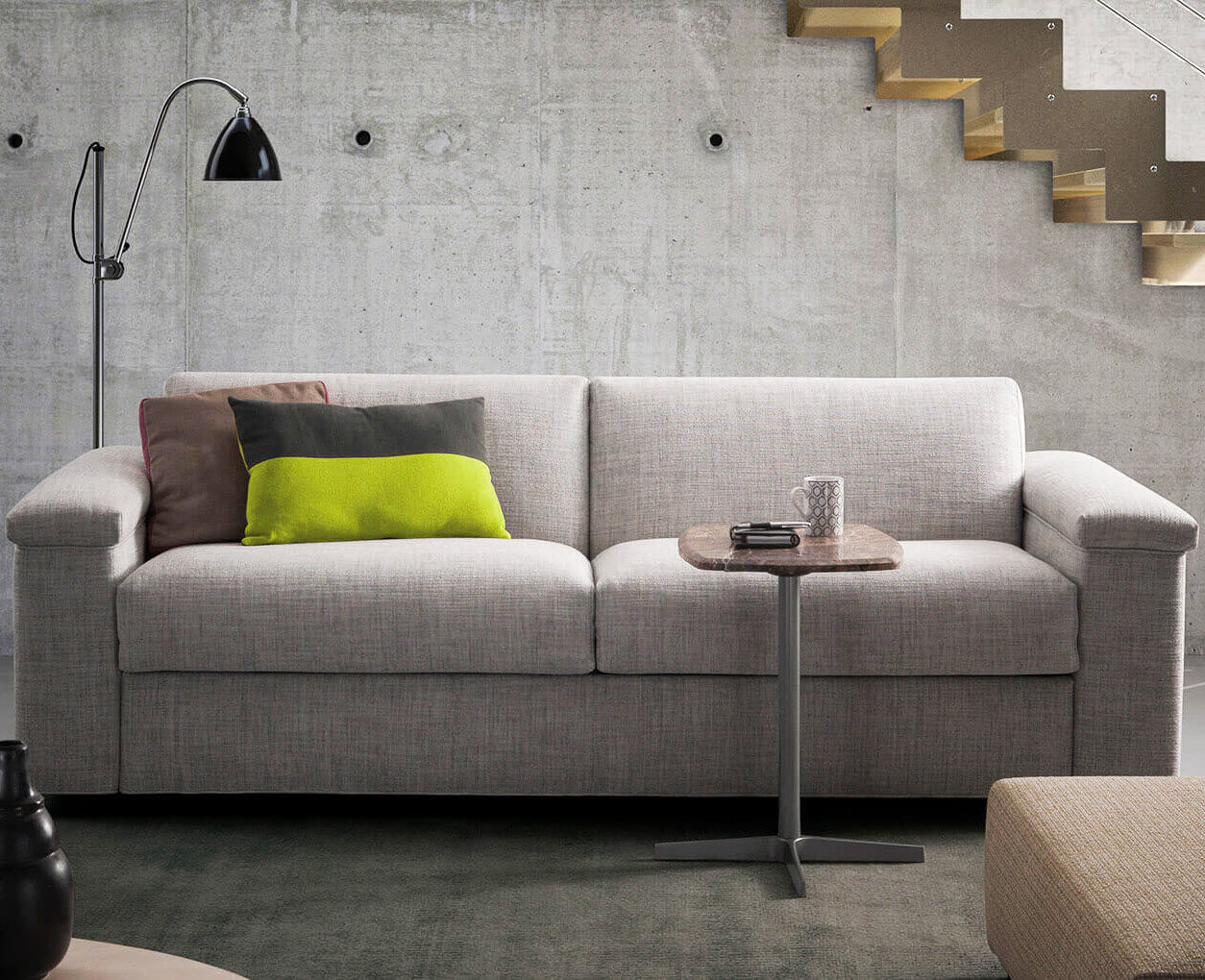 Modular Sofa Top Prestige By Paolo