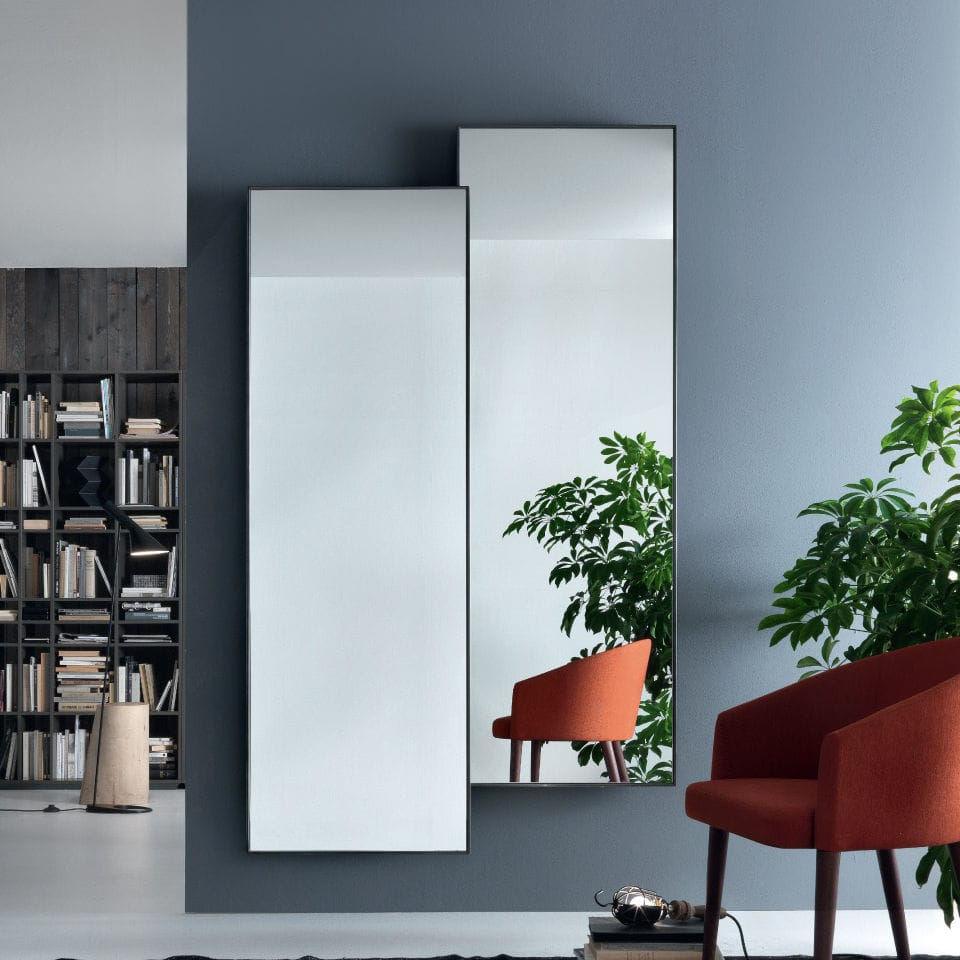 Wall-mounted mirror / bedroom / living room / contemporary ...
