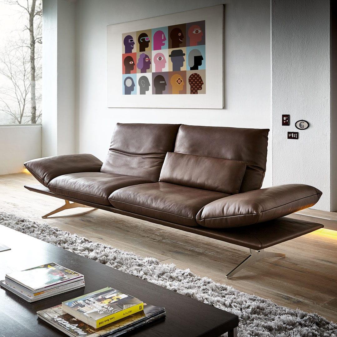 Corner Sofa Contemporary Fabric