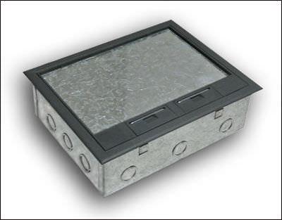 Wfb244x Fbs Floor Box Systems