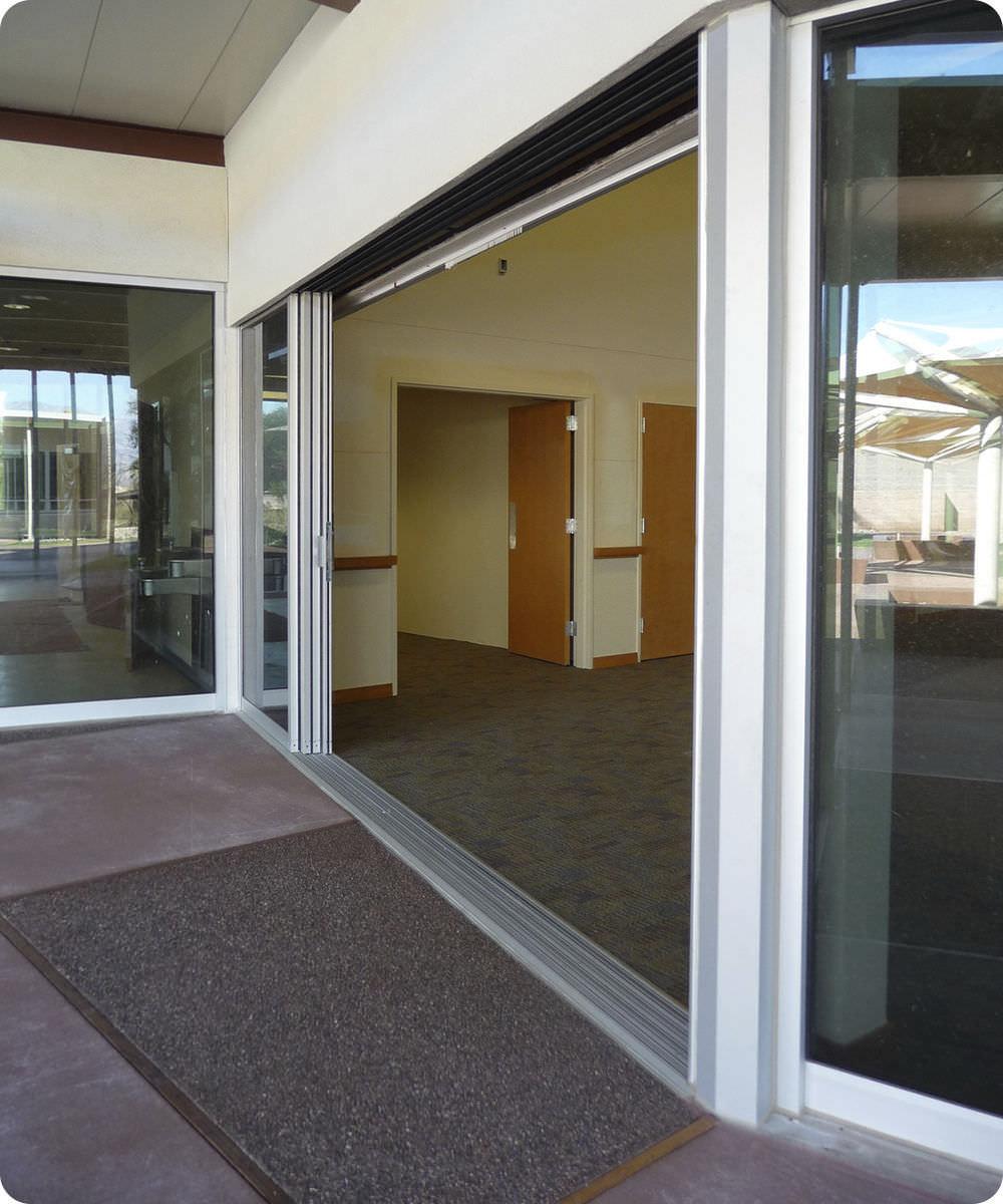 finest selection e7b9b e5bea Sliding patio door / aluminum / double-glazed Solar Innovations, Inc.