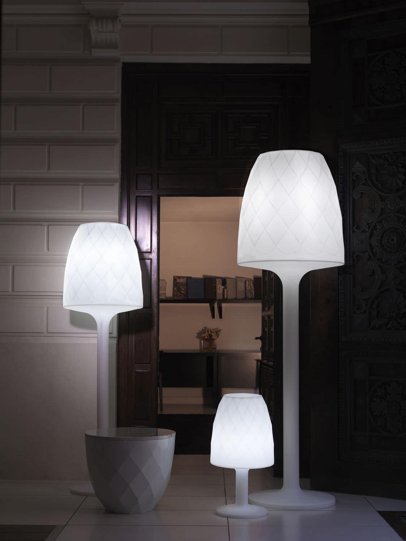 Floor-standing lamp - VASES by JM Ferrero - VONDOM ...