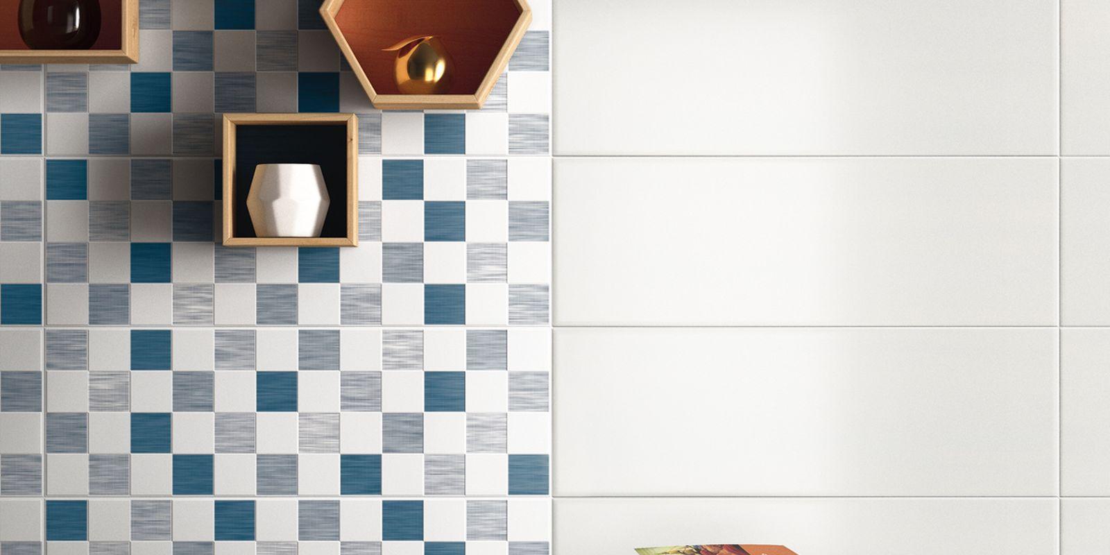 Indoor Tile Wall Ceramic Plain