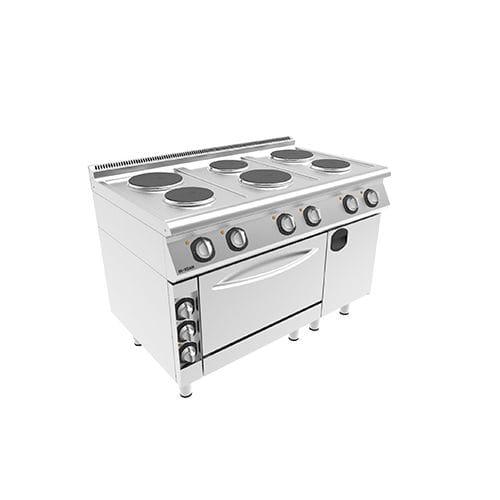 Electric Range Cooker 7ke 33