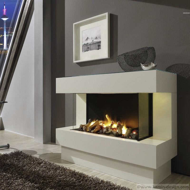 Electric Fireplace Concept 4 El Mit Zuschaltbarer