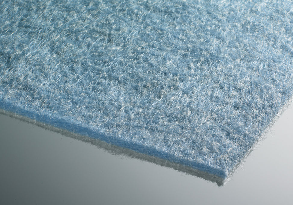 Non-woven geotextile / polypropylene / for filtration / for
