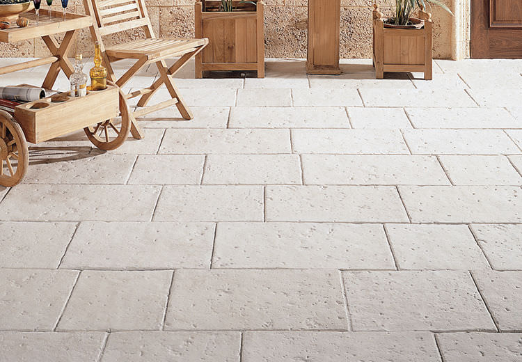 Outdoor Tile For Floors Concrete Matte Escorial