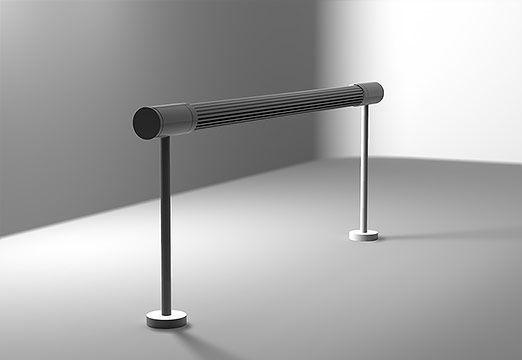 Surface Mounted Light Fixture Led Linear Outdoor Echo 1 5 Eeg11141