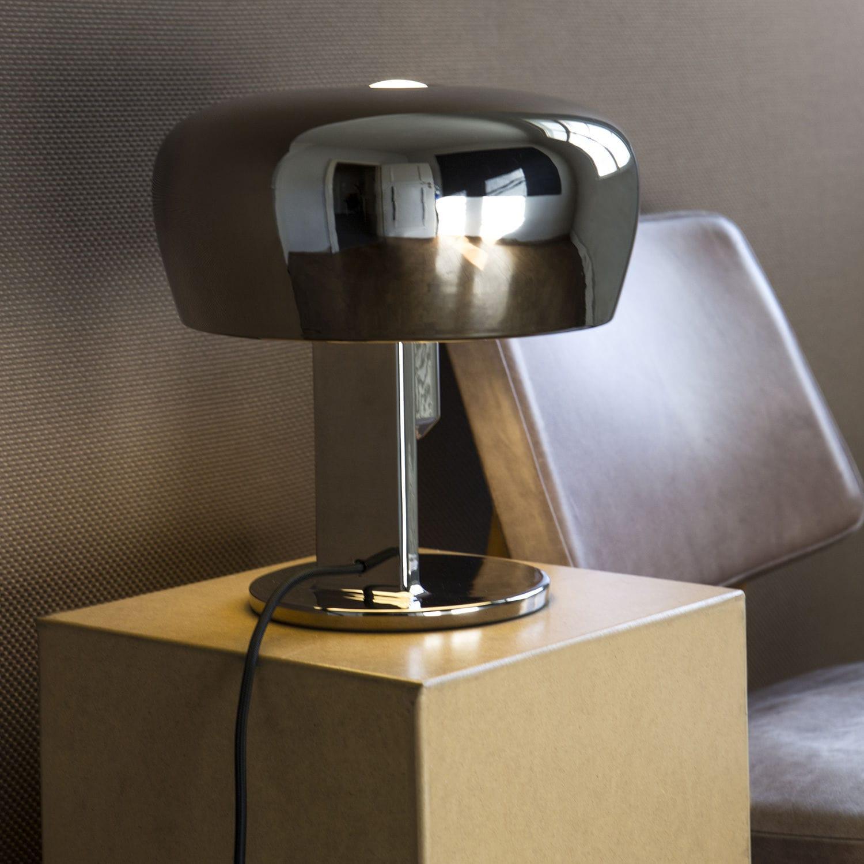 Table Lamp Original Design Ceramic Handmade Coppola By
