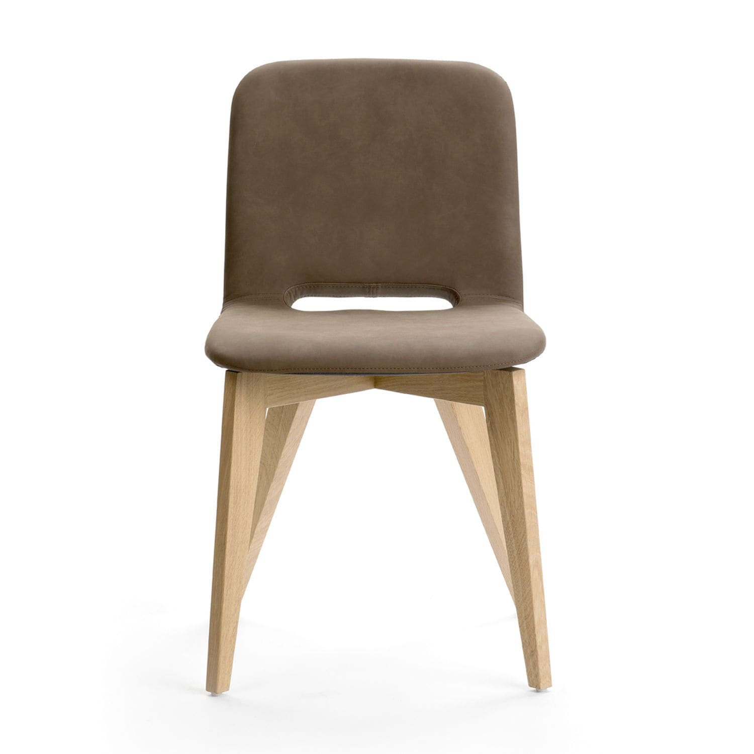 Contemporary Chair Stackable Upholstered Fsc Certified