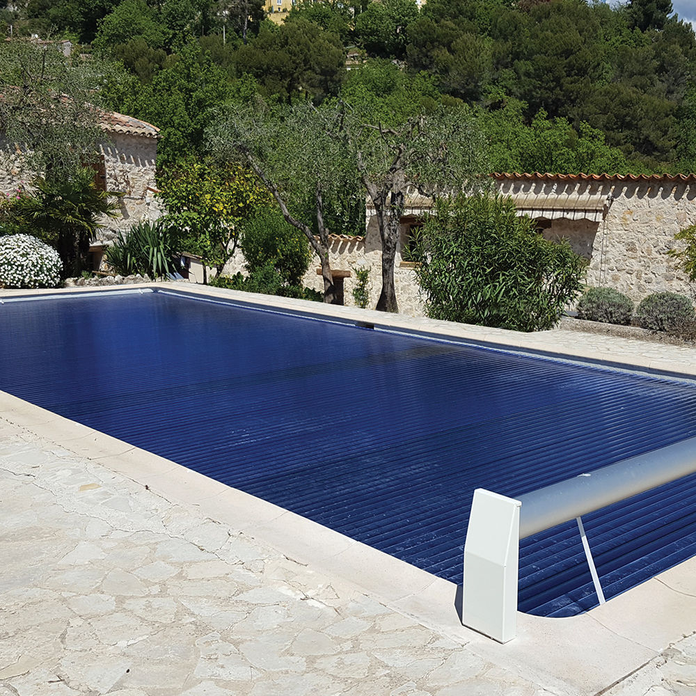 Automatic swimming pool cover / security / thermal / winter ...
