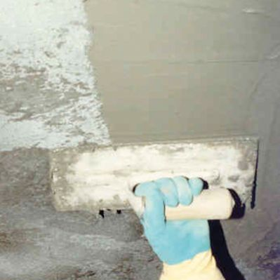 Smoothing Mortar Restoration Protective For Concrete Finisher