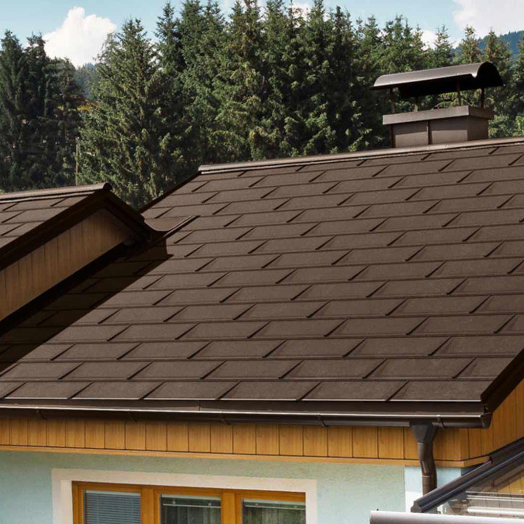 Flat roof tile - R.16 - PREFA Aluminiumprodukte GmbH ...