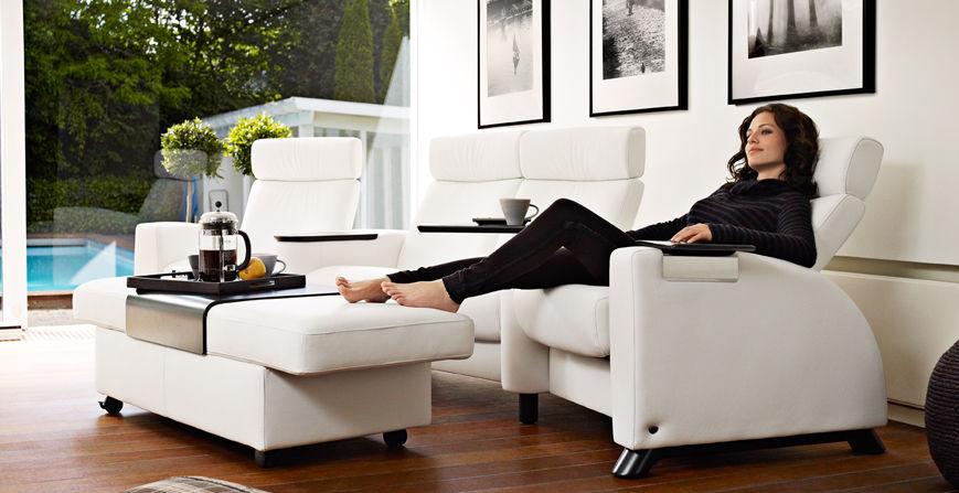 Contemporary Sofa Arion Ekornes