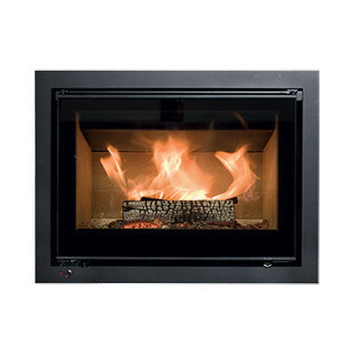 Wood Burning Fireplace Insert Spartherm Linear 700 Cheminees