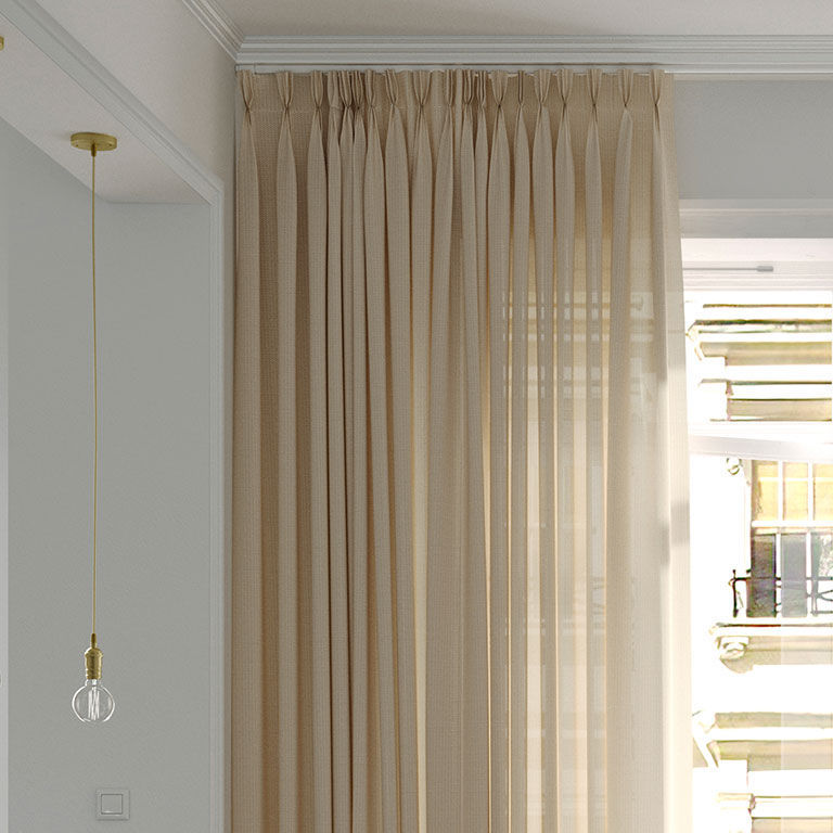 Cord Operated Curtain Track Progetto