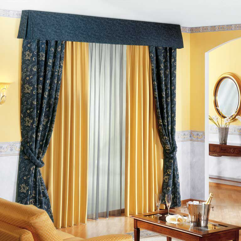 Cord Operated Curtain Track Ceiling