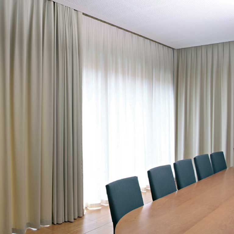 Ceiling Mounted Curtain Track Arco