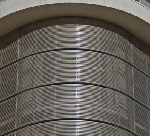 Panel Cladding Curved Centria Architectural Systems