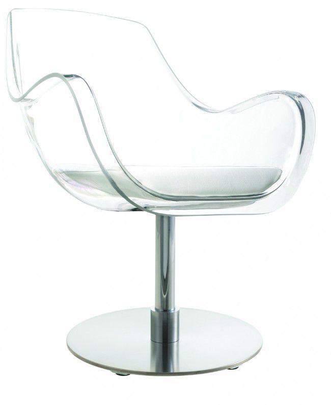 Sensational Steel Beauty Salon Chair Acrylic With Washable Removable Interior Design Ideas Clesiryabchikinfo