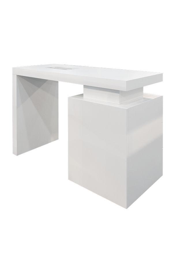 Manicure Table With Storage Spa E130s E E130sd Fiapp
