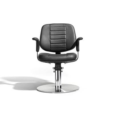 Remarkable Fabric Beauty Salon Chair Central Base With Hydraulic Ibusinesslaw Wood Chair Design Ideas Ibusinesslaworg