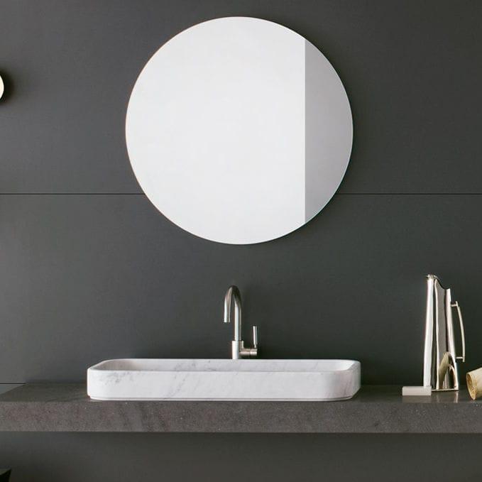 Wall Mounted Bathroom Mirror Mirrors
