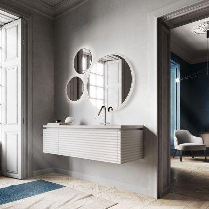 Aqua Mobili Da Bagno.Contemporary Bathroom Dolcevita By Aqua Ideagroup Wooden