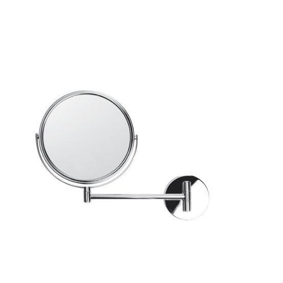 Wall Mounted Bathroom Mirror Tilting Swivel
