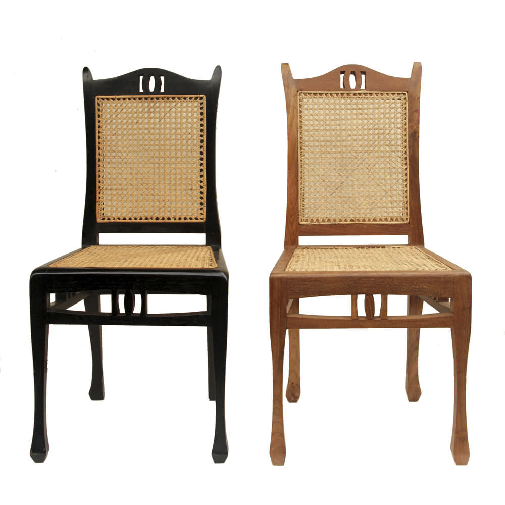 Classic chair - FCR COL SBY - MATAHATI - rattan