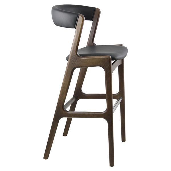 Astonishing Contemporary Bar Chair Wood Wooden Randers Beta Spiritservingveterans Wood Chair Design Ideas Spiritservingveteransorg