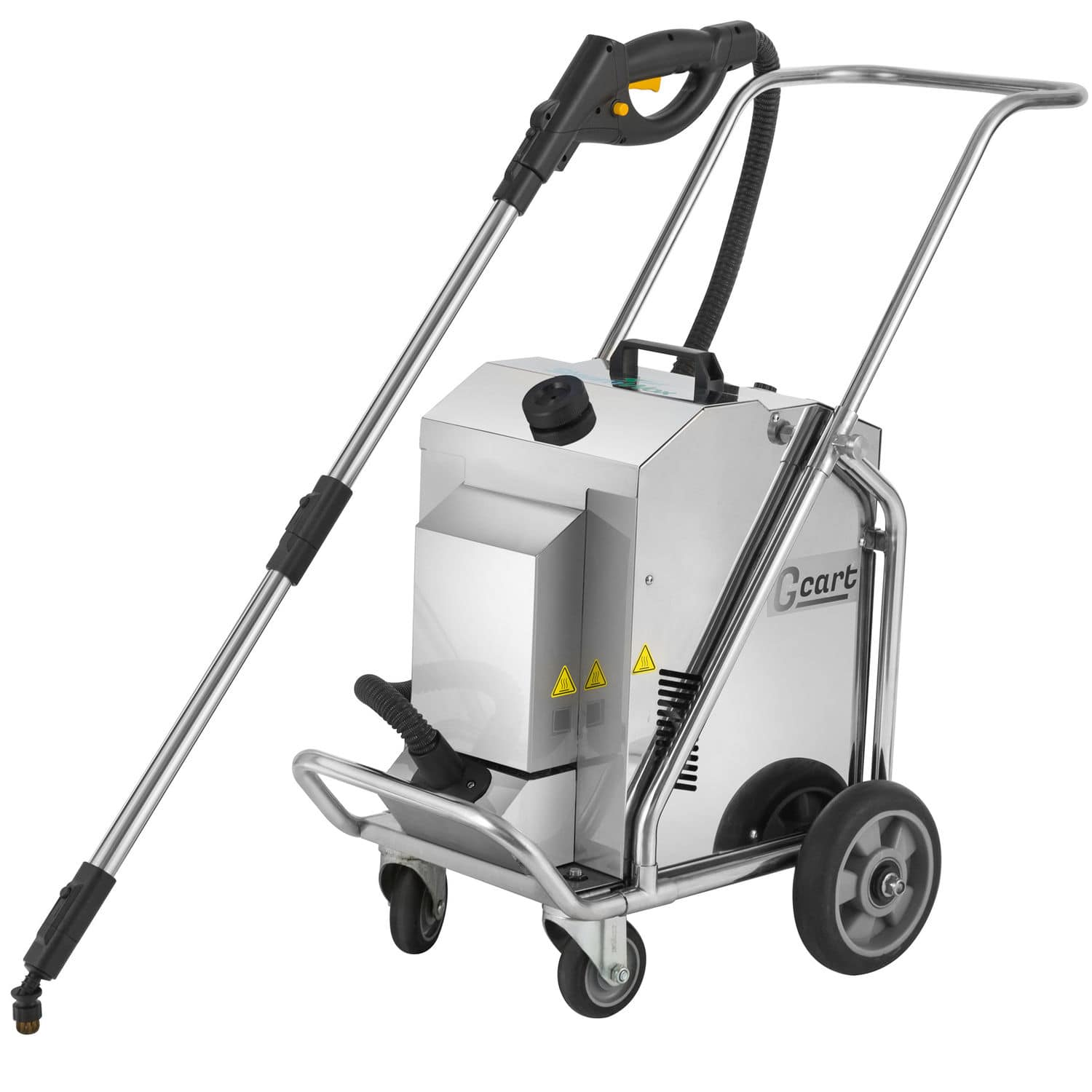 Commercial Steam Cleaner G Cart Alpina Steam Cleaning Machines